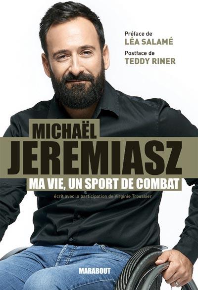 Couverture de 'Ma vie, un sport de combat'