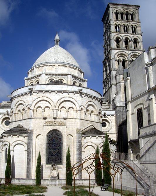 Angoulême, cathédrale Saint-Pierre