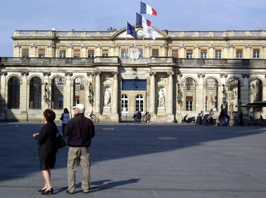 Mairie de Bordeaux (palais Rohan)