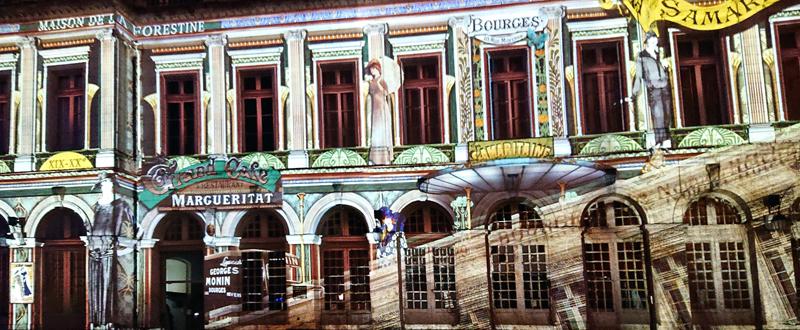 Nuits lumière de Bourges