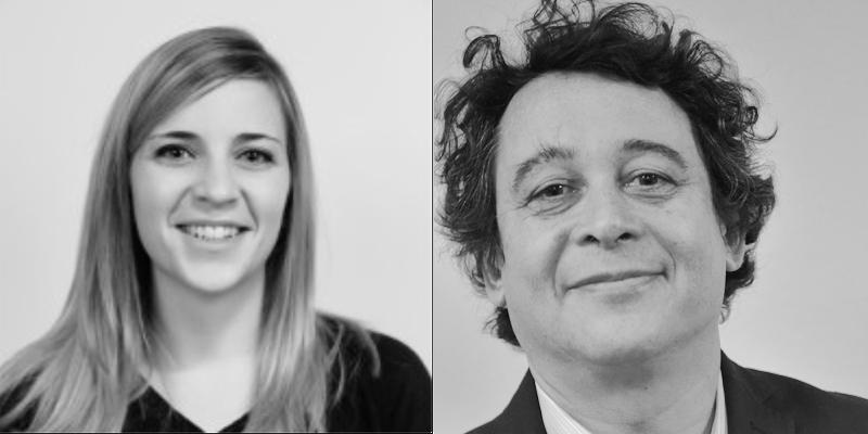 Chloé Tarrieu et Christian Coquart