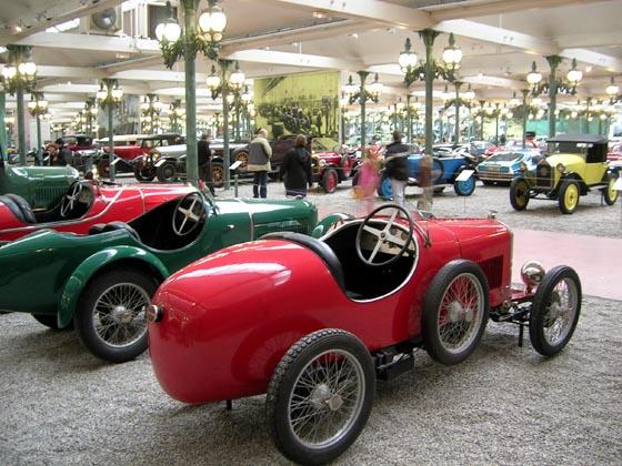 Musée national de l'automobile