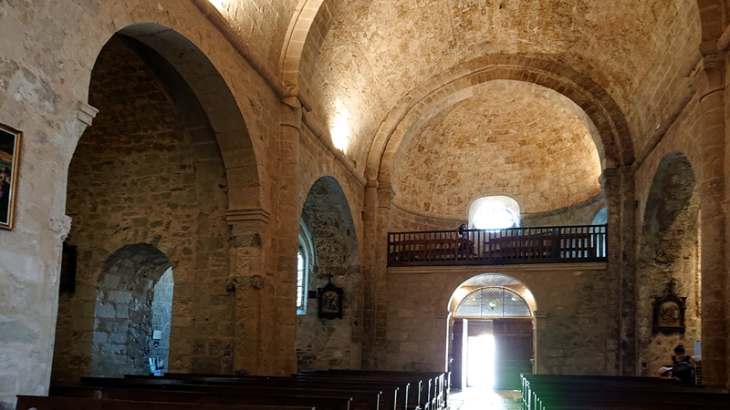 Eglise de Sainte-Eulalie de Cernon