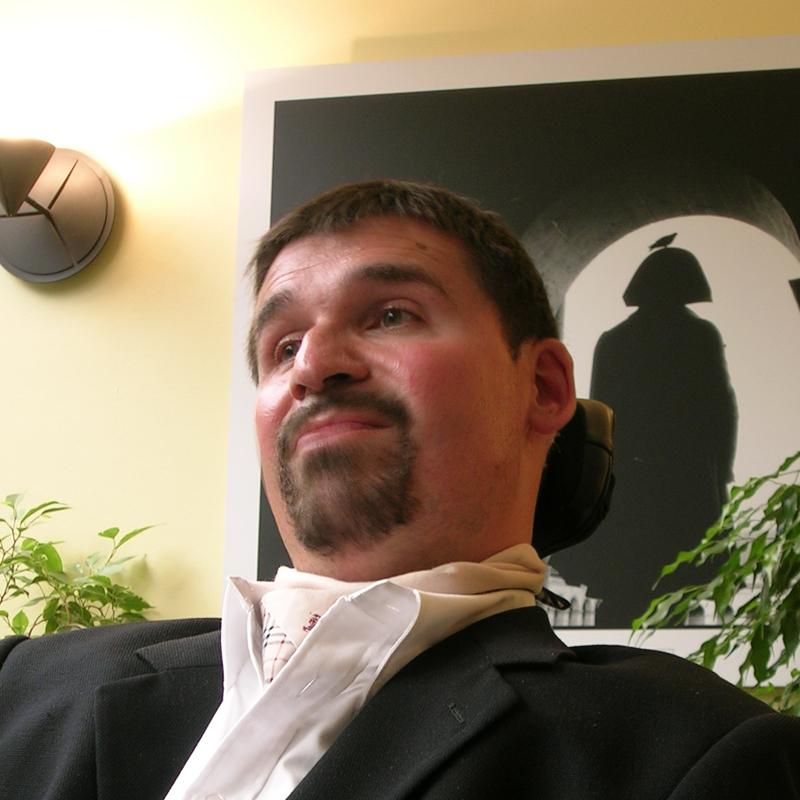 Jean-Christophe Parisot en 2006 ©Yanous.com