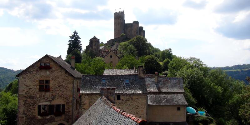 Najac et sa forteresse